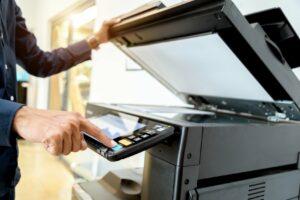 Das Customizing und die Drucksteuerung im eWCM