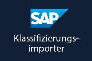 Klassifizierungsimporter für technische Objekte im SAP