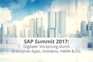 SAP Summit 2017