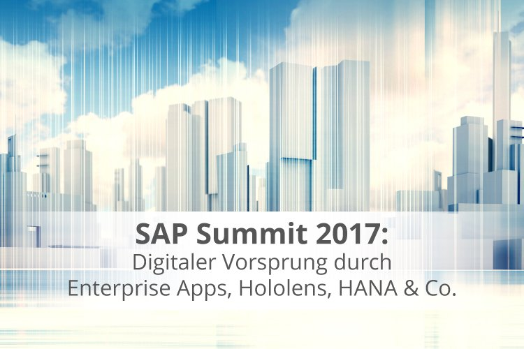 SAP Summit 2017