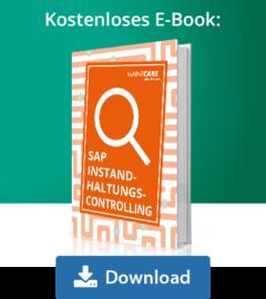 E-Book SAP Instandhaltungscontrolling