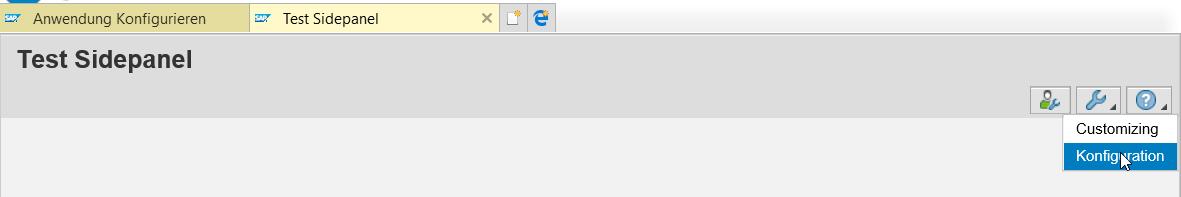 Sidepanel Anwendungskonfiguration (3)