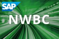 SAP NetWeaver NWBC