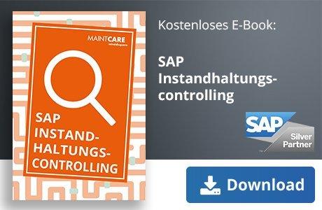 SAP Instandhaltungscontrolling