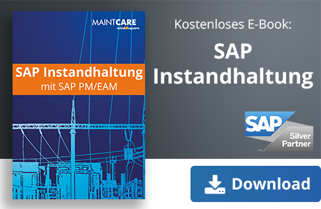 Instandhaltung mit SAP PM/EAM