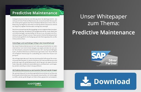 E-Book Predictive Maintenance