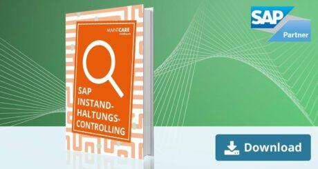 SAP Instandhaltungscontrolling E-Book