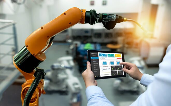SAP Wartungsplan verbessern die Lebensdauer von Maschinen nachhaltig.