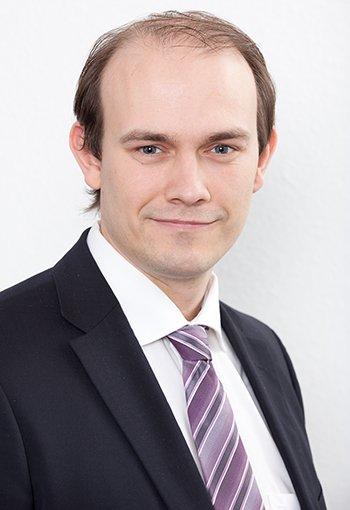 Fachbereichsleiter Björn Lambertz