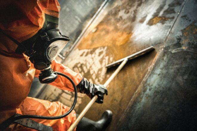 Besonderheiten von Reinigungsarbeiten im Kraftwerk