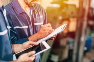 Die SAP CS App Service Manager zur Auftragsbearbeitung