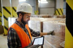 SAP PM/QM-App: Dokumentation der Ladungssicherung