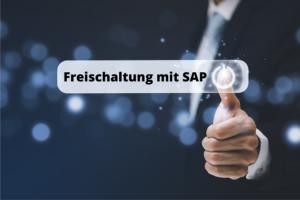So funktioniert die Freischaltung mit SAP